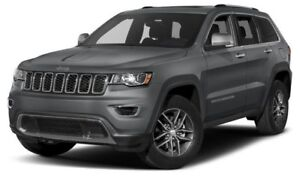 2017 Jeep Grand Cherokee Limited LIMITED/4X4/LOADED
