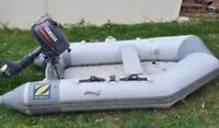 Zodiac Inflatable Boat - *Reduced for Quick Sale*