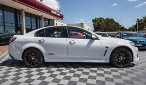 2016 Holden Commodore VF II MY16 SS V White 6 Speed Sports Automatic Sedan Alfred Cove Melville Area Preview