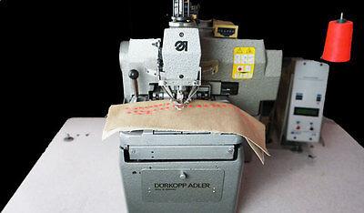 Durkopp Adler 578 Eyelet Sewing Machine