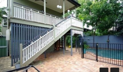 Room for rent! Two storey house, with pool - Kangaroo Point Kangaroo Point Brisbane South East Preview
