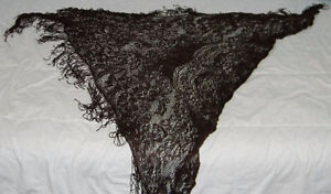 Beautiful Brown Shawl
