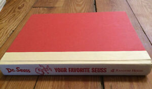 YOUR FAVORITE SEUSS - Dr Seuss Treasury 13 books in 1 - $5