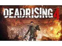 Dead rising 4 XboxOne