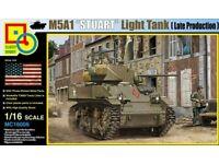M5A1 Light Tank Stuart mit 4 Figuren 1:35 Tamiya 35313 Pursuit Operation