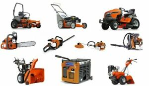 LAWNMOWER, TRIMMER, LEAF BLOWER, CHAINSAW SERVICE/REPAIR