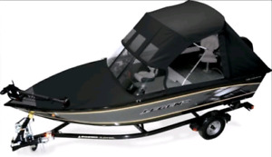 Legend 16 Xtreme fishing boat package for sale.
