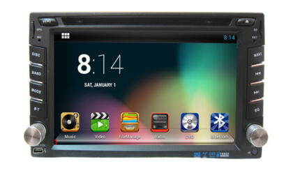 "Universal Car DVD GPS w/ Camera or Android 4.2 Camera 1080P 6.2"" Hurstville Hurstville Area Preview"