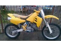 1992 suzuki rm 250