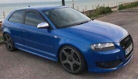 Audi s3 2008 low miles HPI CLEAR like vxr st rs megane cupra seat