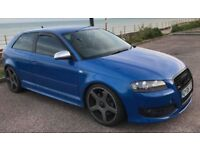 Audi s3 2008 low miles HPI CLEAR like vxr st rs megane cupra seat