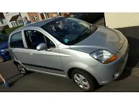 Chevrolet matiz very low miles!!!