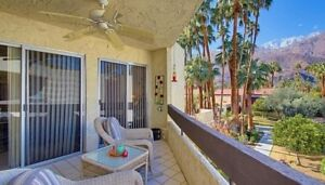 Palm Springs  2 BR Condo Available Dec 27, 2017 - Jan 24 2018