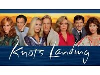 KNOTS LANDING - THE COMPLETE SERIES - SEASONS 1 -14 PLUS ALL SPECIALS ON DVD