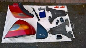 Ford Mondeo ST 200 2.5 V6 various useful car parts