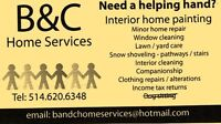 B&C Home Services
