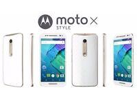 Moto X Style 5.7 inch- 2K Quad HD screen