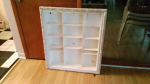 Medicine Cabinet with Mirrors (Matching Light Fixture extra)