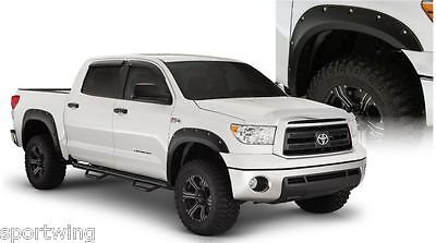 For: TOYOTA TUNDRA 30911-02 Bushwacker Fender Flares All Four Wheels 2007-2013