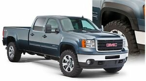 Bushwacker Fender Flares for GMC Sierra 1500 2500 3500 07-14