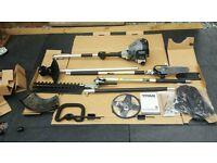 Titan 24.5cc 4in1 petrol multi tool 09/0061
