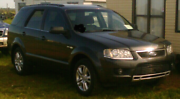 12 MONTHS REGO 2010 Ford Territory SY MKII TS AWD  Kerang Gannawarra Area Preview