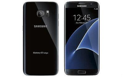 /Samsung Galaxy S7 edge SM-G935V  32GB Black (Verizon) Unlocked 9/10 burn image for sale  Shipping to Canada