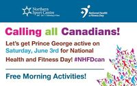 Celebrate National Health & Fitness Day at the NSC