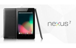 "8GB Asus Google Nexus 7"" Tablet in Original Box"