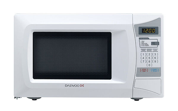 Budget Friendly And Compact In Size Makes The Daewoo Kor6l0b A Good Option For College Students Microwave Uses Concave Reflex System To Ensure Even
