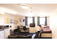 studio in city centre 5 mins by foot to NTU campus and 2 mins to victoria centre with bills included