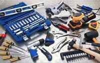 Tools, Automotive, etc. - CA$H for YOUR Unwanted Tools, TODAY: