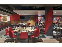 Liverpool Sevens Lounge - Status Sports Hospitality