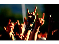 Musicians for playing heavy metal and enjoy bass / guitar/ drummer / keyboards for jam session \m/