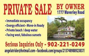 Three(3) Bedroom Home For Sale on Lake William in Waverley