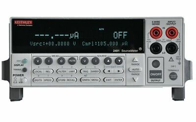 Keithley 2401 Low Voltage Sourcemeter