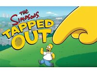 The simpsons Tapped Out codes - extra cash + donuts etc