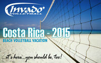 Invado Beach Volleyball Vacation - Costa Rica Nov 2015!