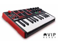 mpk mini keyboard akai 60£