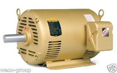 Efm2513t 15 Hp 1765 Rpm New Baldor Electric Motor
