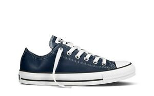Converse - Chuck Taylor All Star Specialty Genuine Leather OX Low Top -