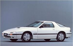 1986 Mazda RX-7 Parts Car