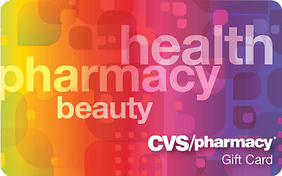 $100 CVS Gift Card For Only $90!! - FREE Mail Delivery