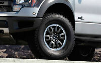 RAPTOR SVT FACTORY WHEELS/TIRES TO FIT F-150's - BRAND NEW $1750
