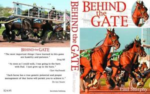 BEHIND THE GATE by PAUL MURPHY MINT CONDITION