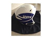 Uvex Unisex Ski Race Helmet Size Small 55-56cm