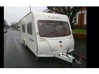 Caravan. Touring caravan