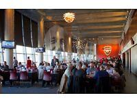 Club Arsenal - Status Sports Hospitality