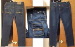 Brand new Bluenotes Jeans & H M dressing pant & socks etc