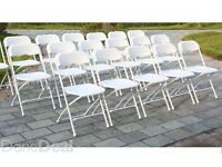 Banquetting Tables and Chairs